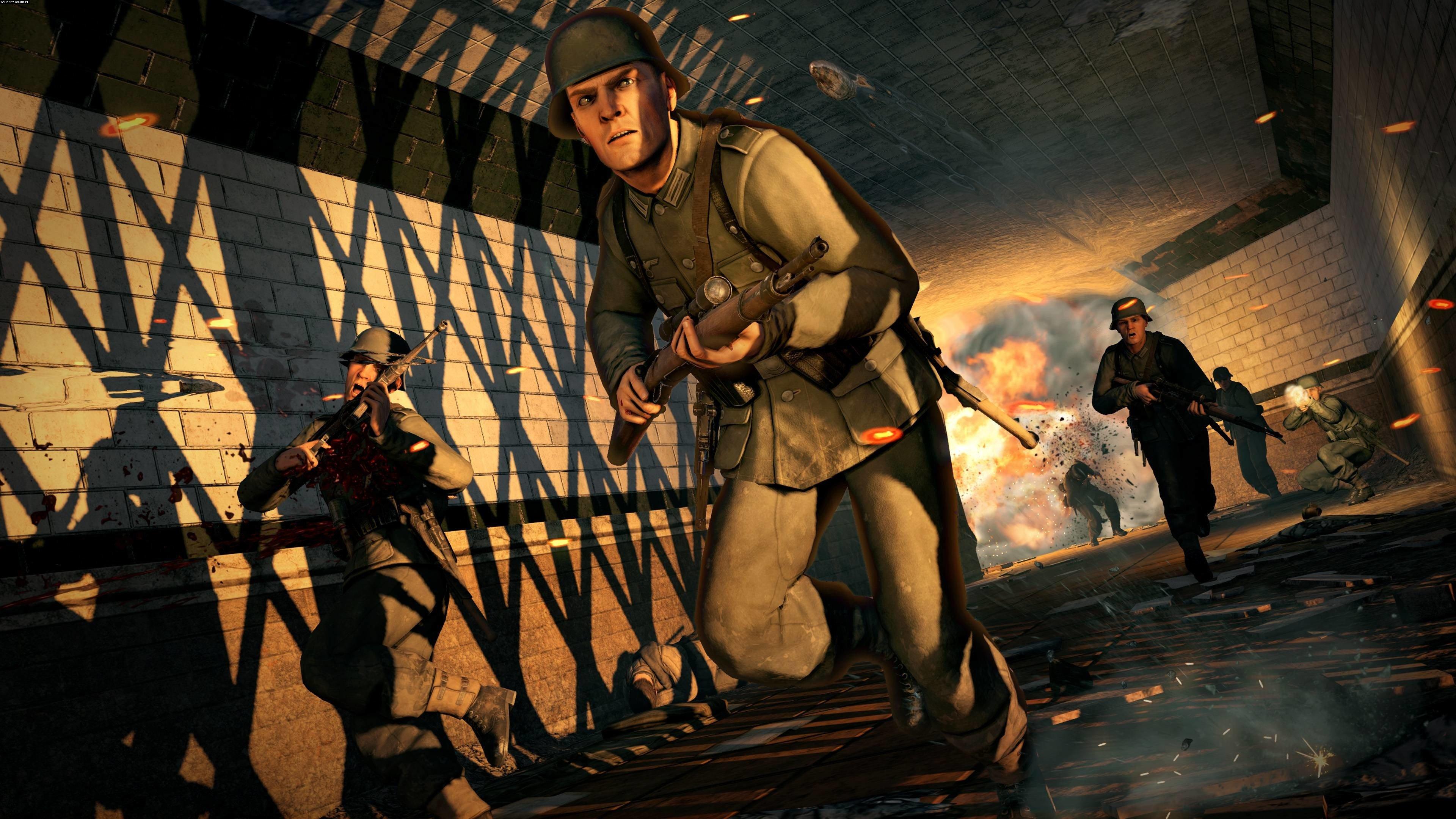 Sniper Elite V2 Remastered PC, PS4, XONE, Switch Games Image 6/8, Rebellion