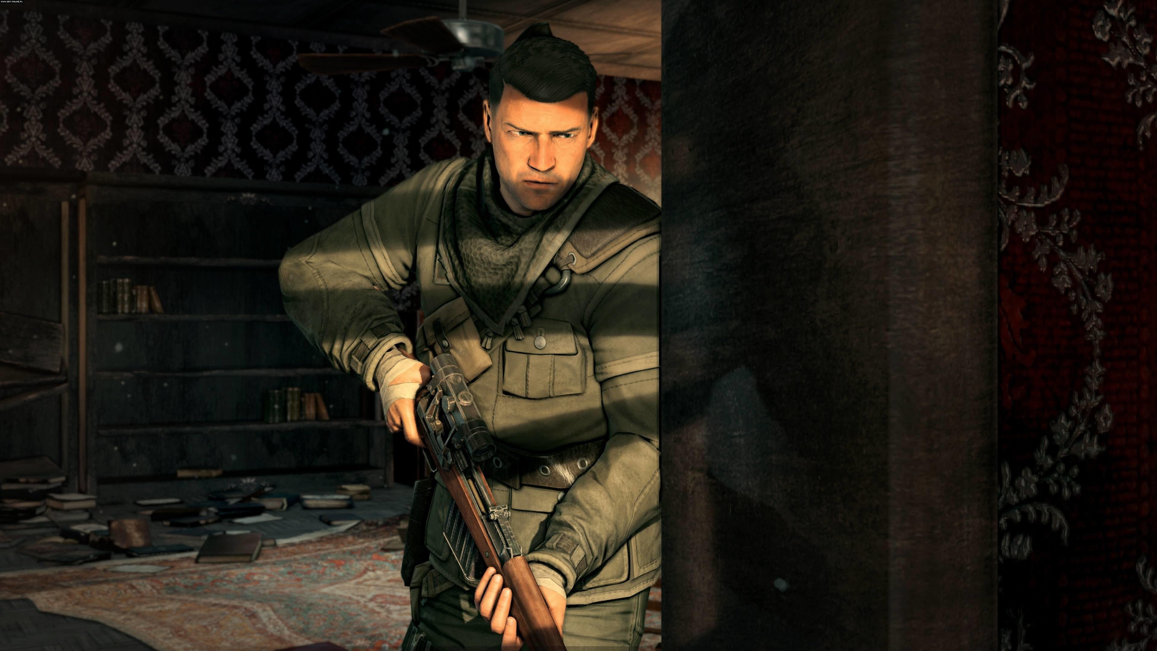 Sniper Elite V2 Remastered PC, PS4, XONE, Switch Games Image 5/8, Rebellion
