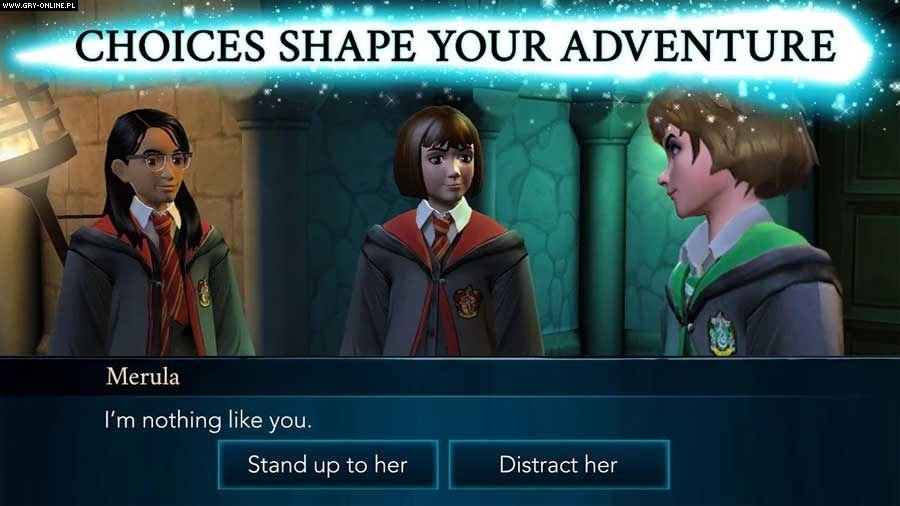 Harry Potter: Hogwarts Mystery AND, iOS Games Image 3/7, Jam City, Portkey Games