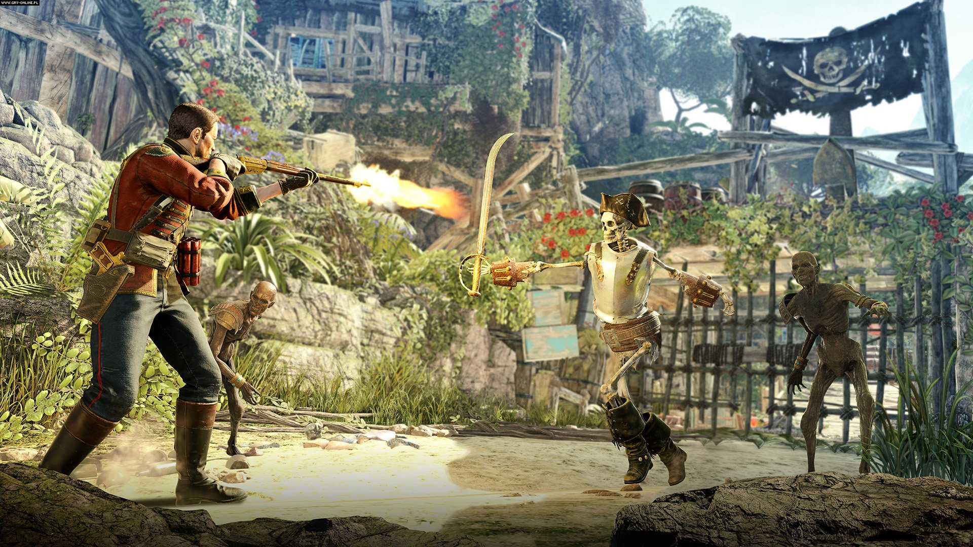 Strange Brigade PC, PS4, XONE Games Image 13/28, Rebellion