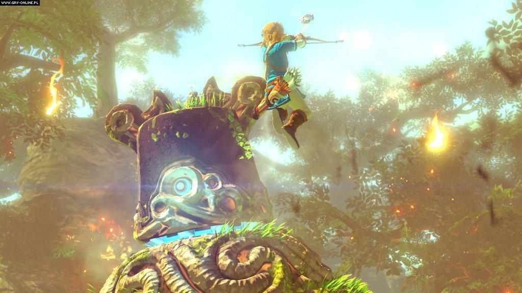 The Legend of Zelda: Breath of the Wild WiiU Games Image 73/73, Nintendo