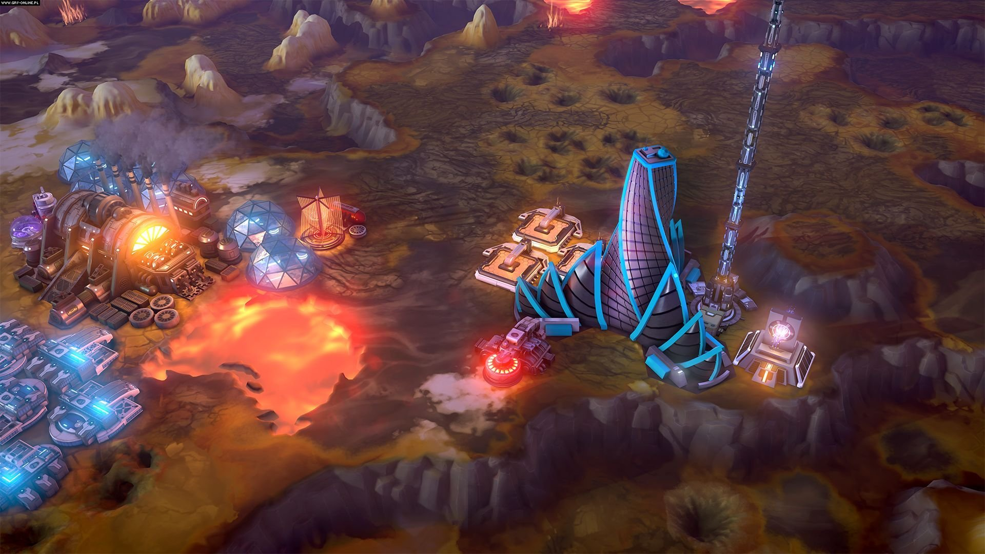 Offworld Trading Company: Jupiter's Forge PC Gry Screen 4/5, Mohawk Games, Stardock Corporation