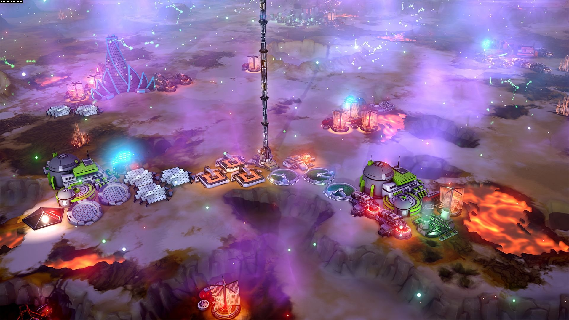 Offworld Trading Company: Jupiter's Forge PC Gry Screen 2/5, Mohawk Games, Stardock Corporation