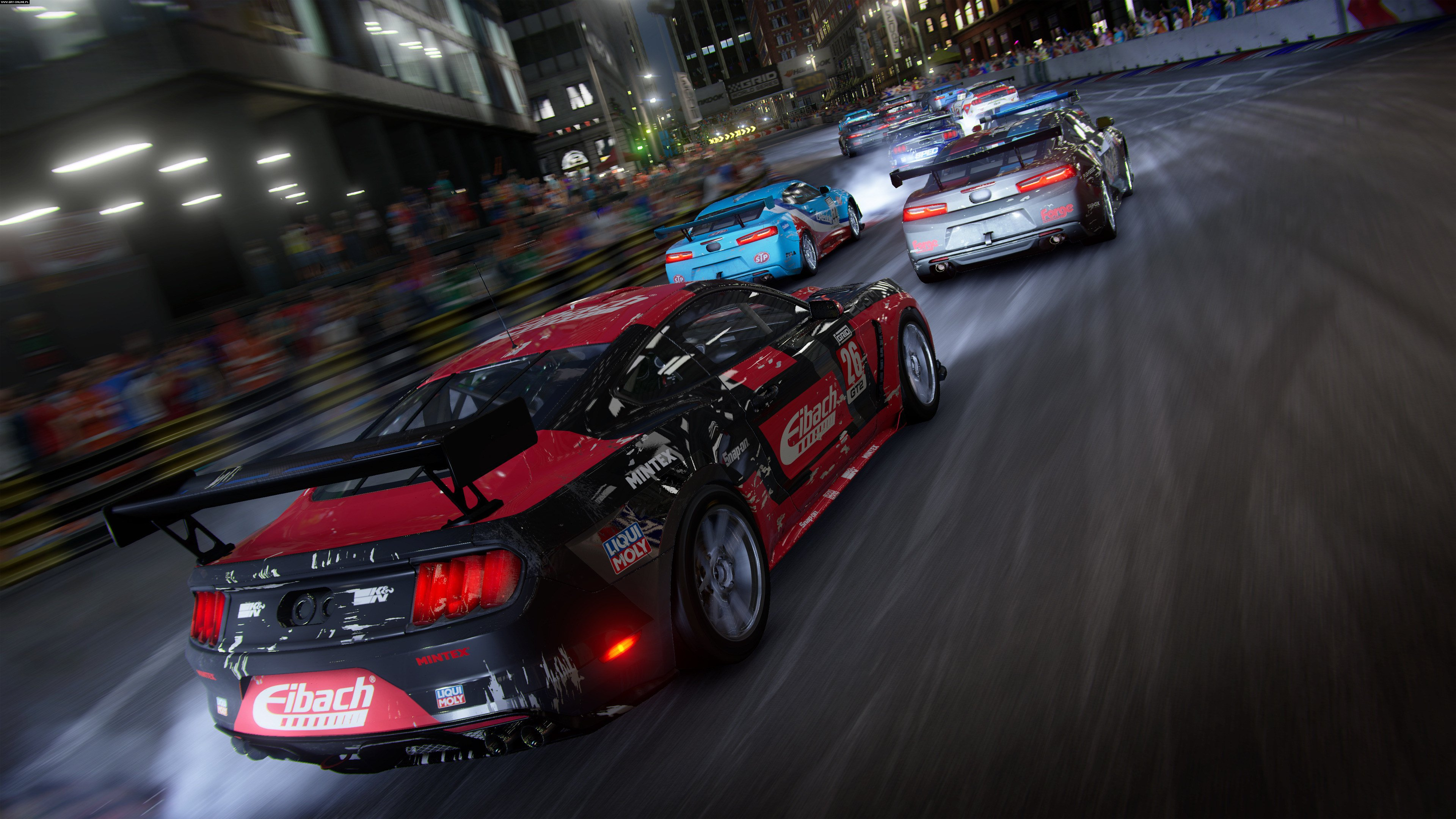 GRID PC, PS4, XONE Games Image 15/49, Codemasters Software