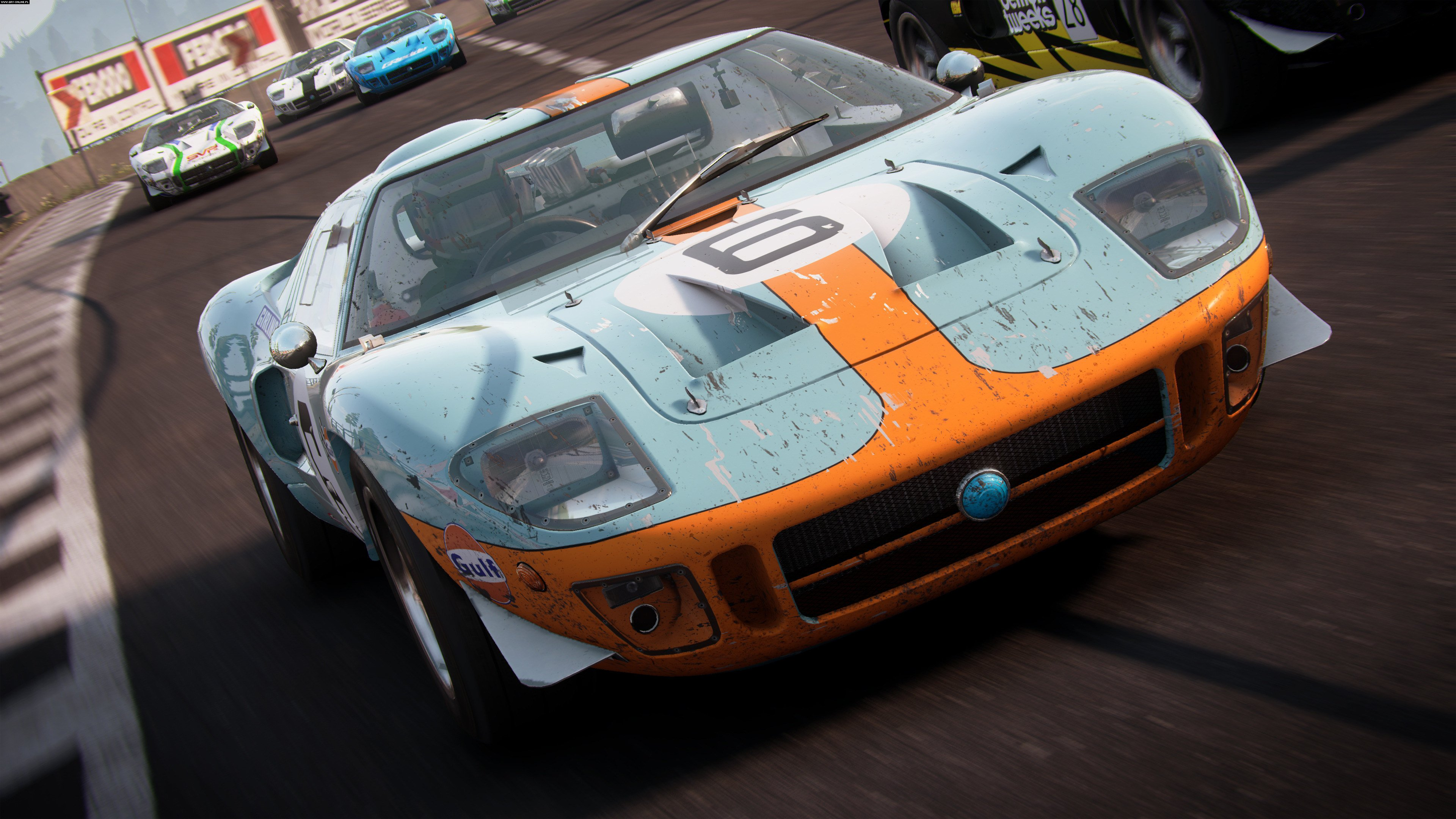 GRID PC, PS4, XONE Games Image 48/85, Codemasters Software