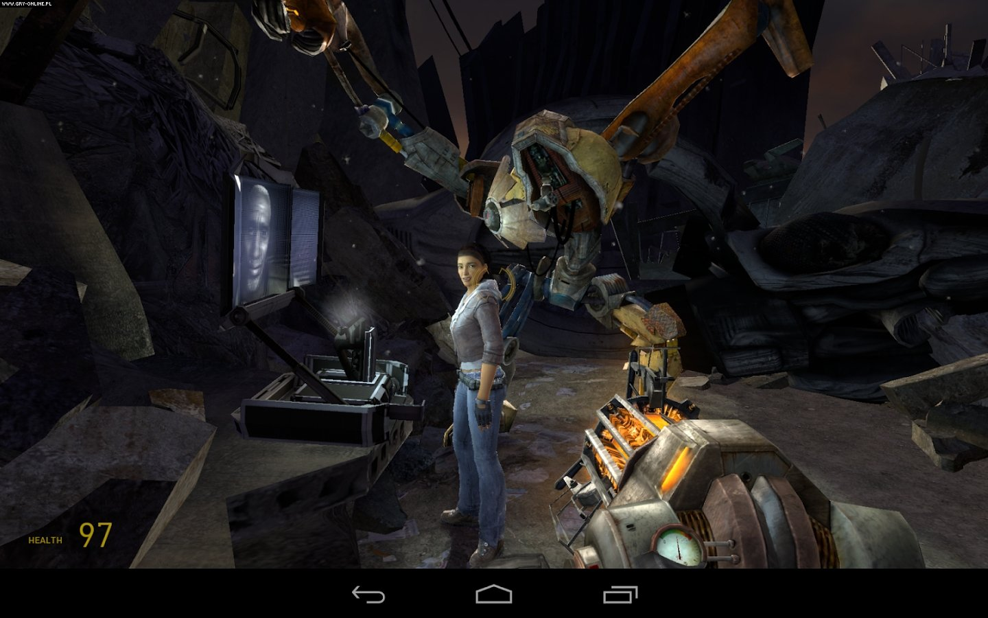 Half-Life 2: Episode One AND Gry Screen 1/33, Valve Software, Electronic Arts Inc.
