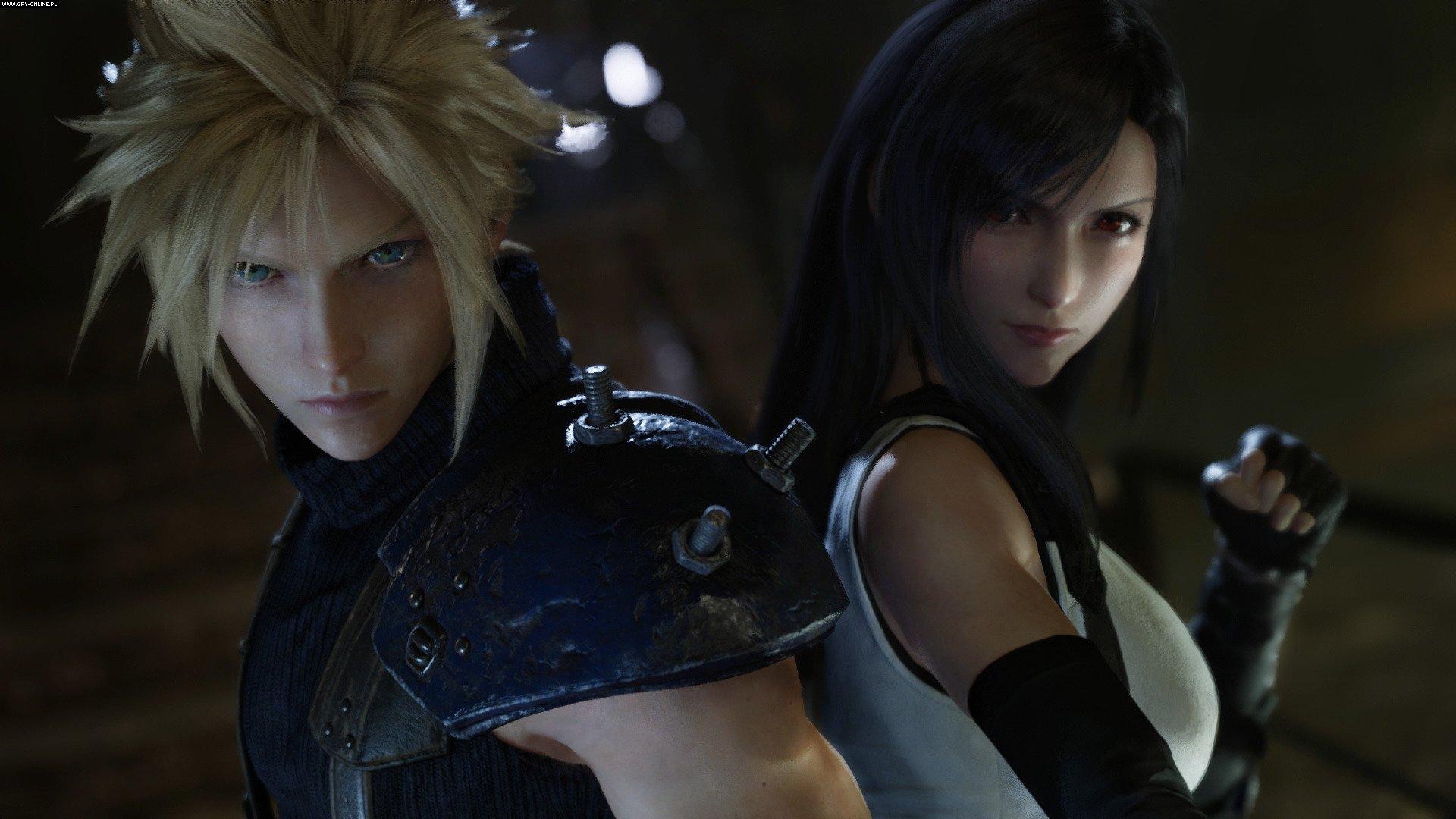 Final Fantasy VII Remake PS4 Games Image 18/28, Square-Enix / Eidos