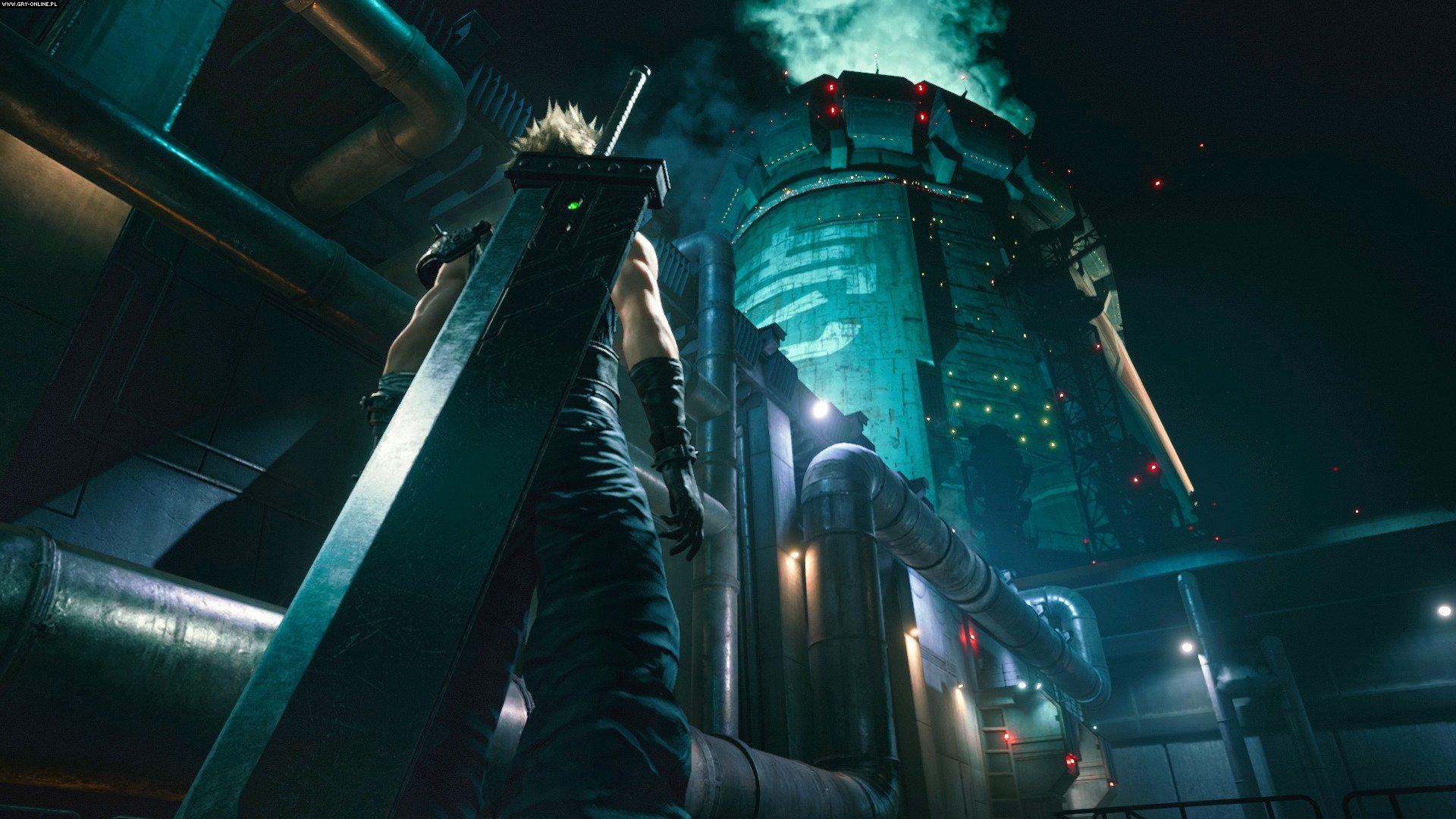 Final Fantasy VII Remake PS4 Games Image 15/28, Square-Enix / Eidos