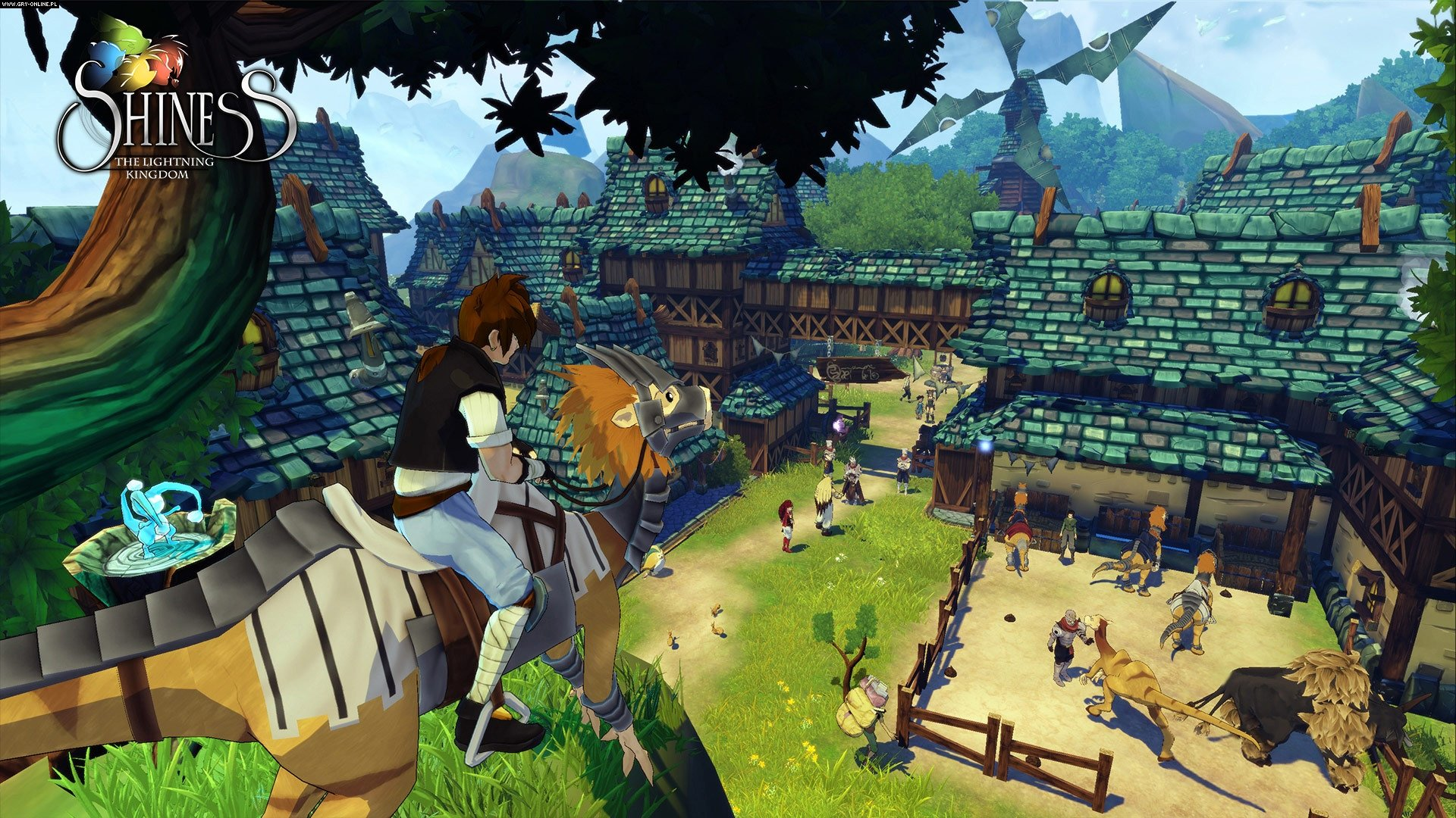 Shiness: The Lightning Kingdom XONE, PS4, PC, WiiU Games Image 7/12, Enigami, Focus Home Interactive