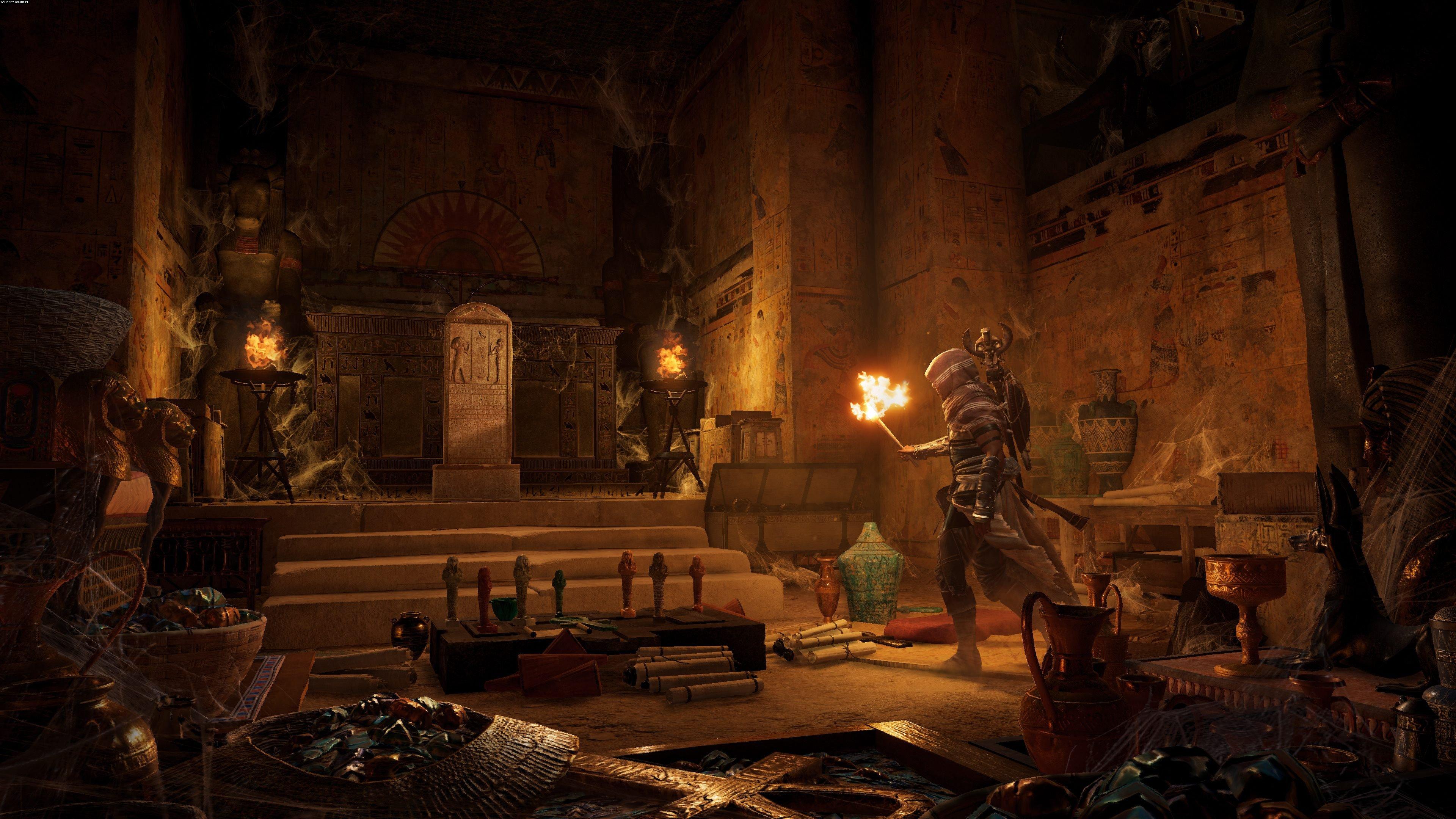 Assassin's Creed Origins,