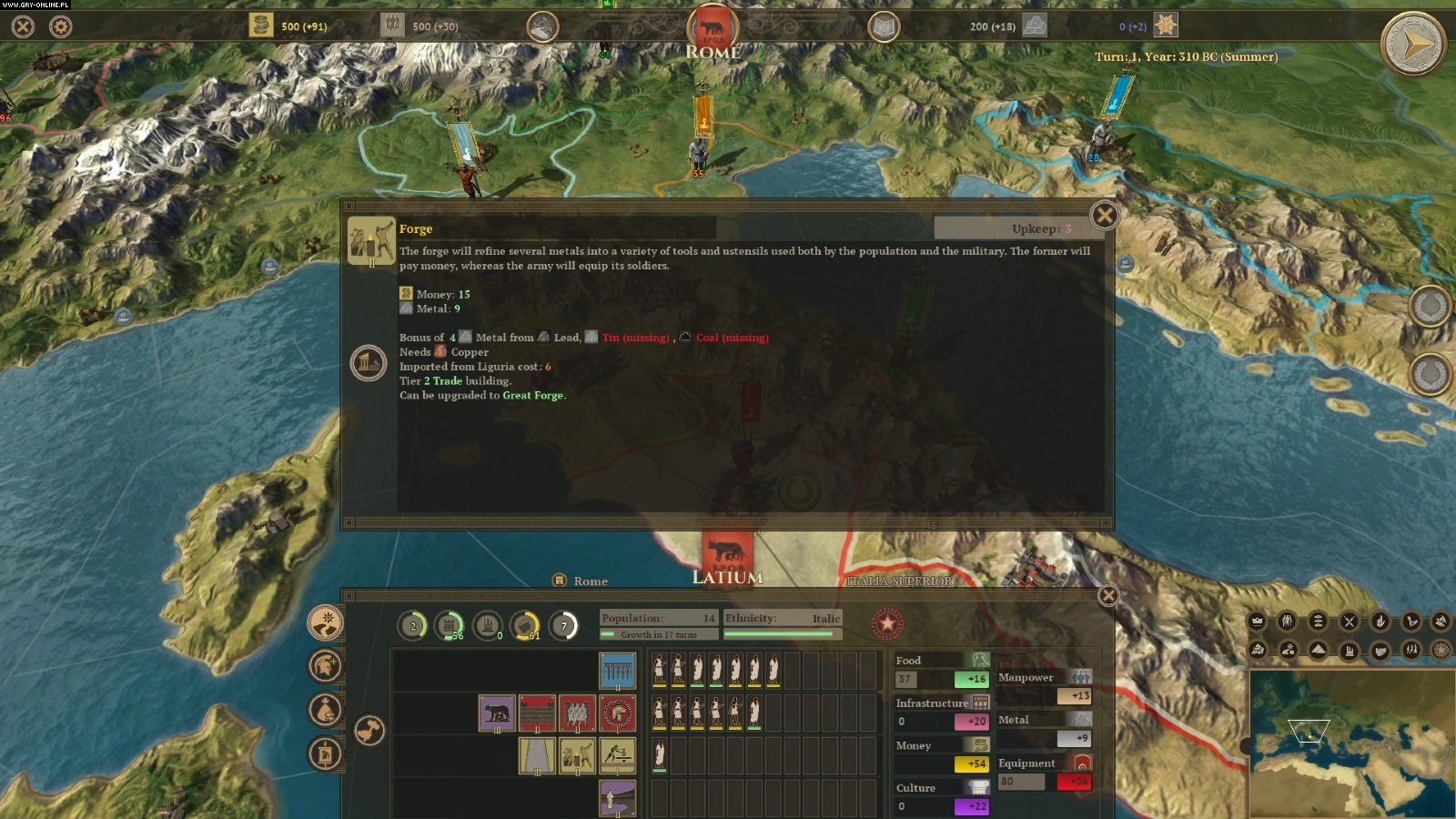 Field of Glory: Empires PC Games Image 2/6, AGEod, Matrix Games/Slitherine