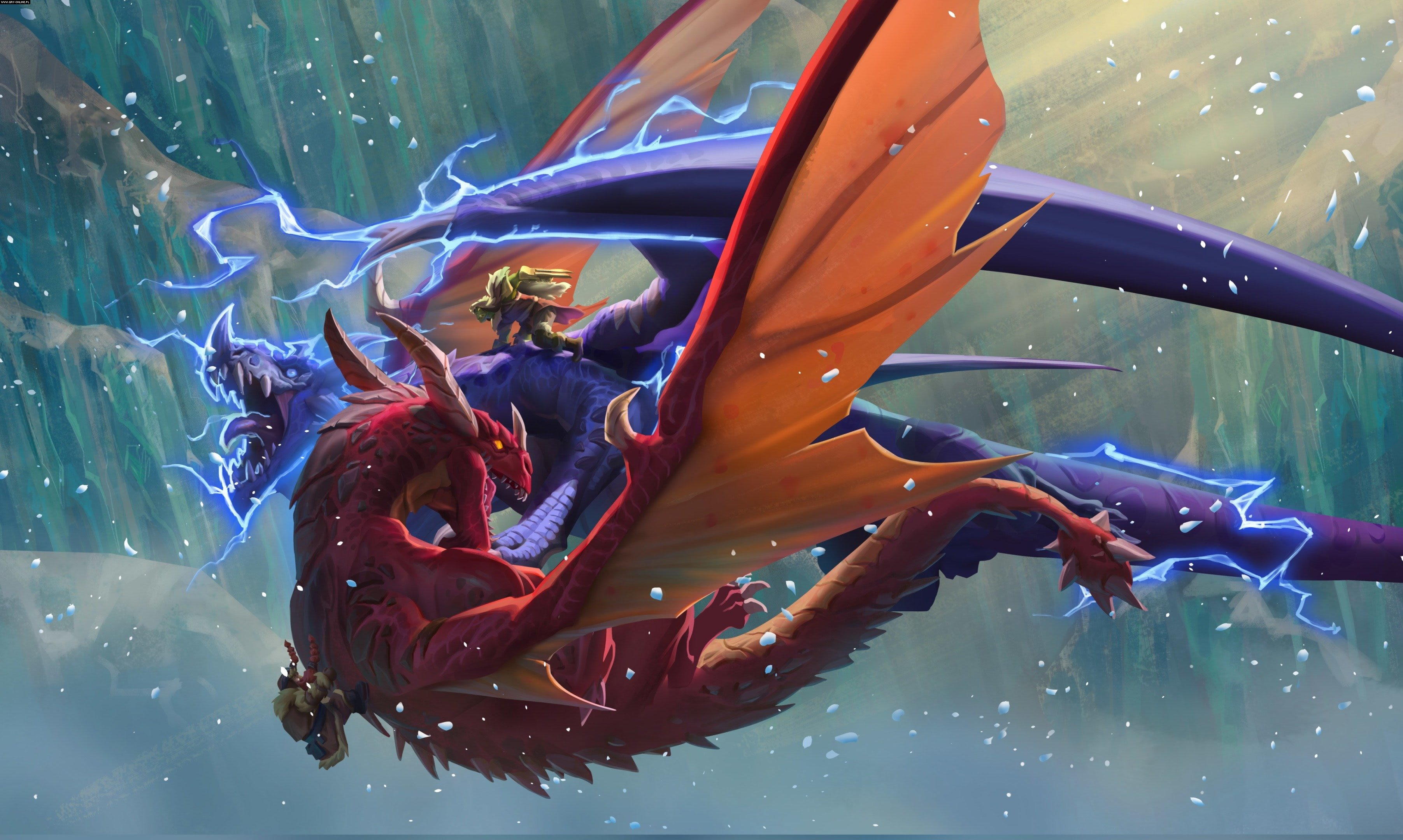 Hearthstone: Descent of Dragons PC, iOS, AND Games Image 9/18, Blizzard Entertainment