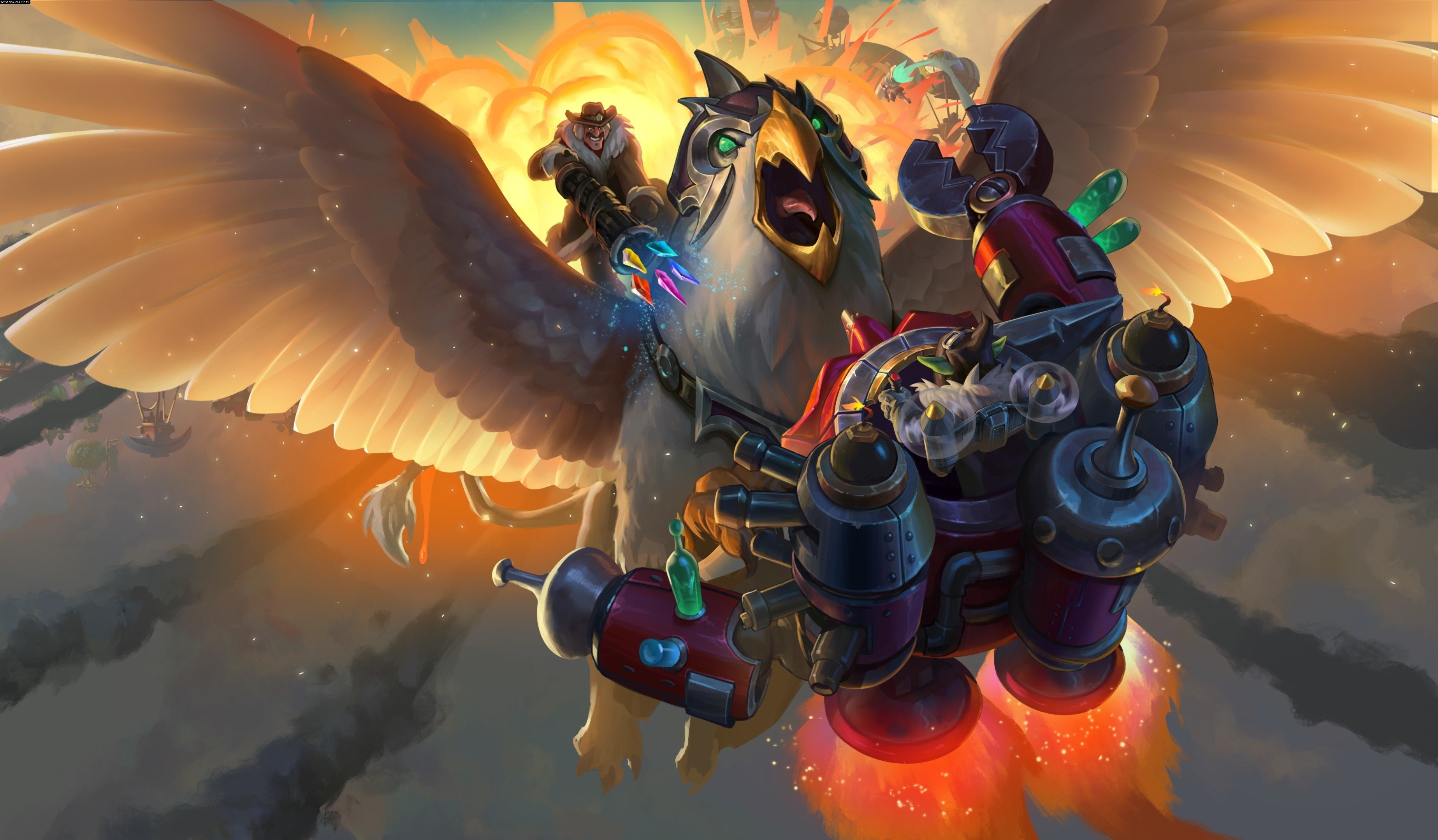 Hearthstone: Descent of Dragons PC, iOS, AND Games Image 8/18, Blizzard Entertainment