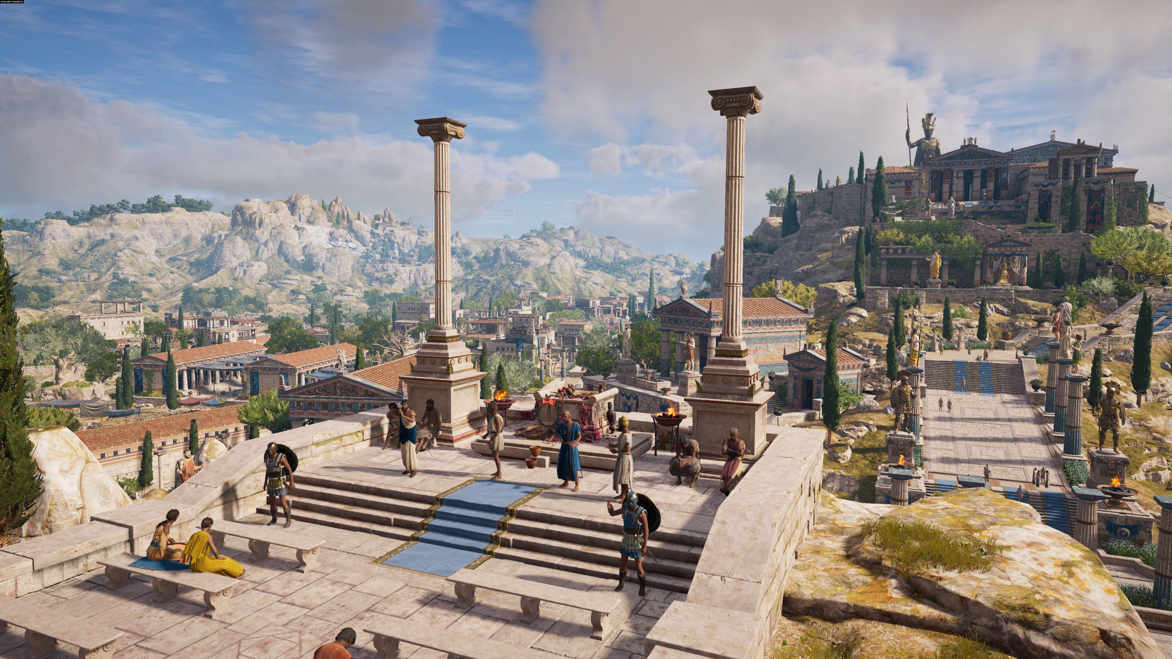 Assassin's Creed Odyssey, gameplay,