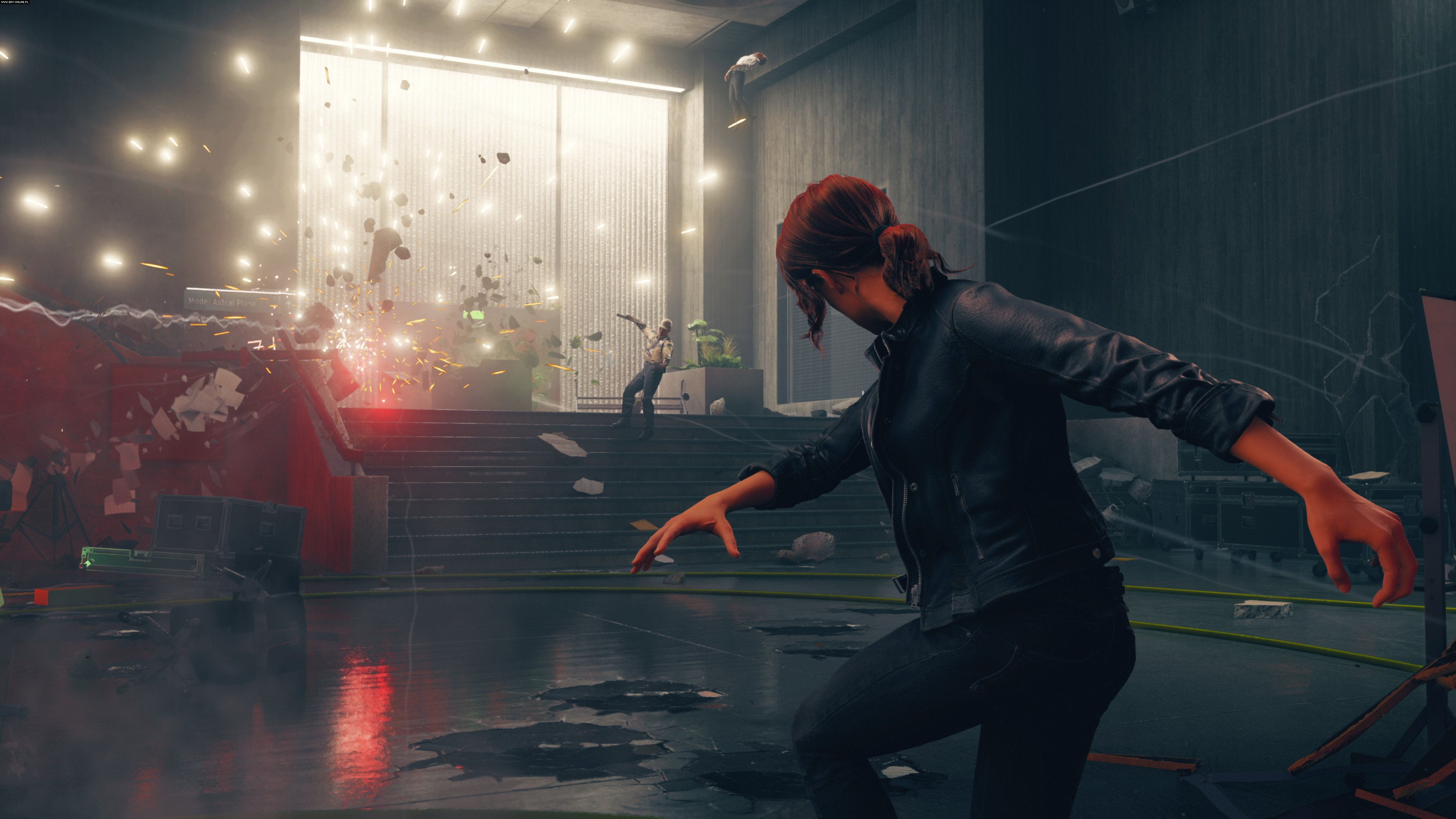 Control PC, PS4, XONE Gry Screen 6/34, Remedy Entertainment, 505 Games