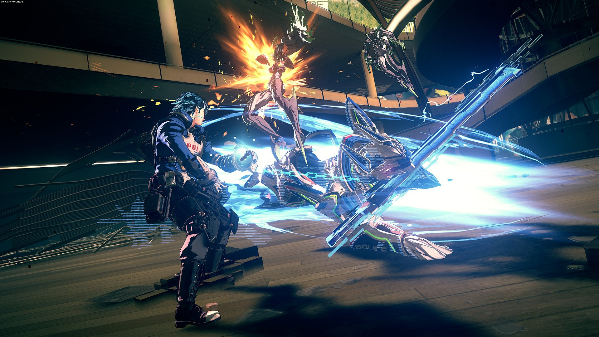 Astral Chain Switch Games Image 17/55, PlatinumGames, Nintendo