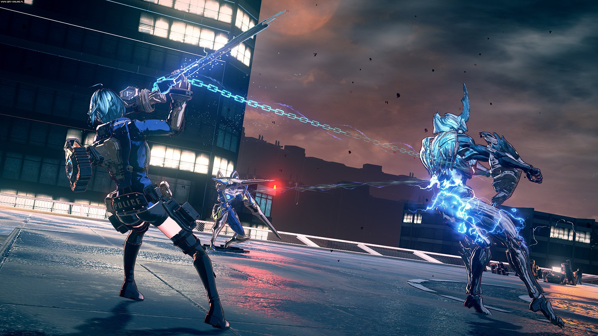 Astral Chain Switch Games Image 13/55, PlatinumGames, Nintendo
