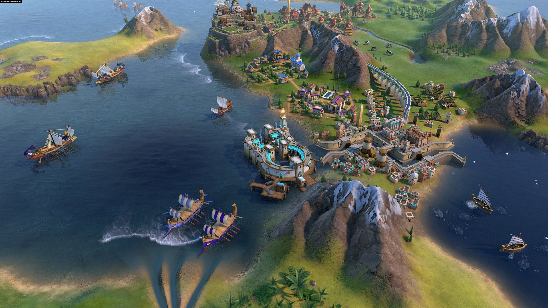 Sid Meier's Civilization VI: Gathering Storm PC Games Image 1/20, Firaxis Games, 2K Games