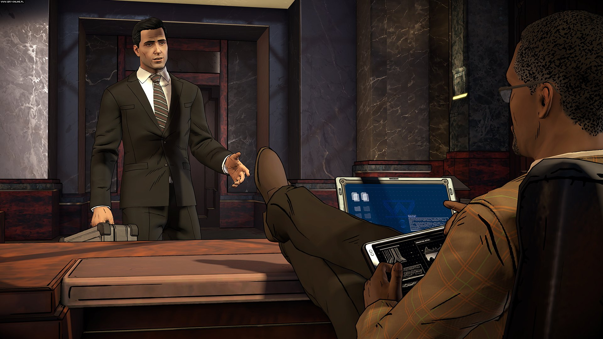 Batman: The Telltale Series - The Enemy Within Free