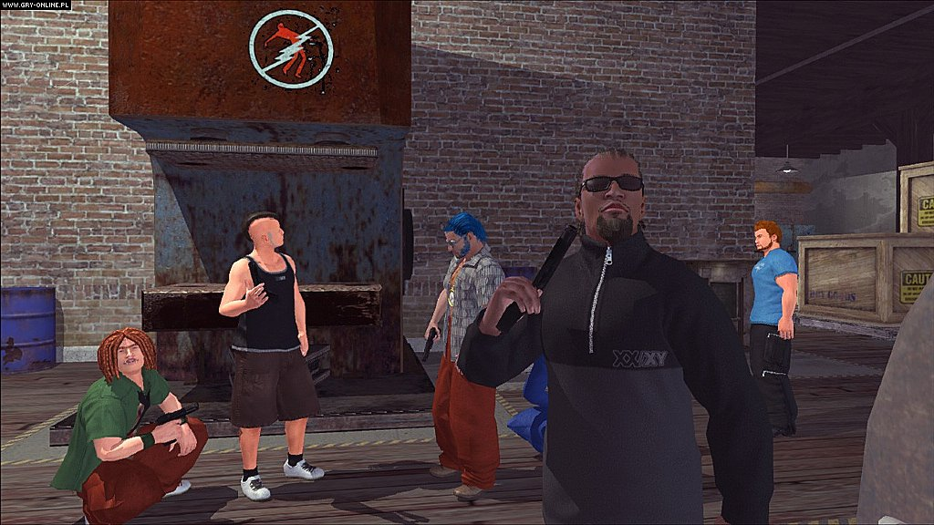 Saints Row X360 Gry Screen 7/24, Volition Inc., THQ Inc.