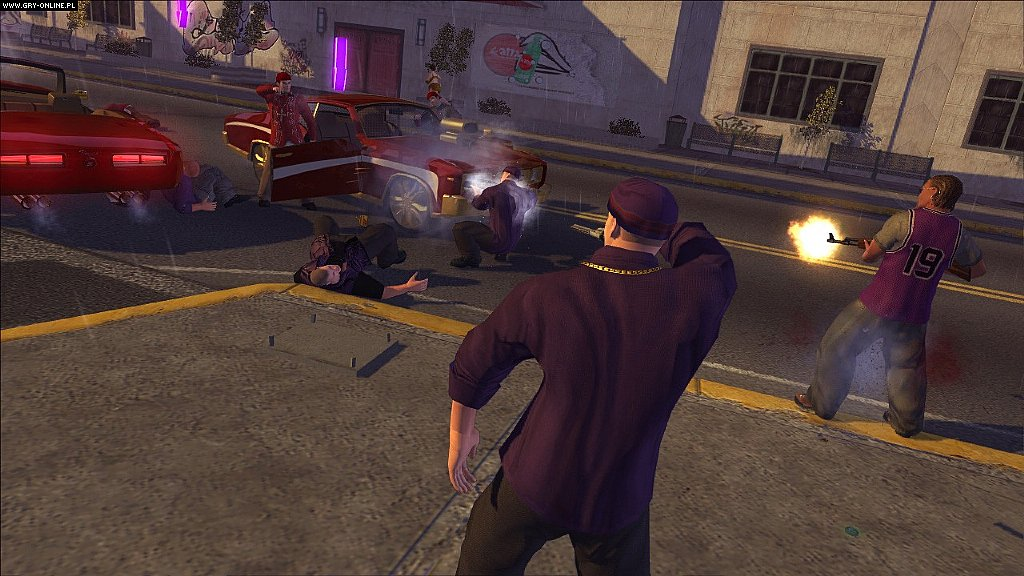 Saints Row X360 Gry Screen 2/24, Volition Inc., THQ Inc.