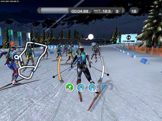 Игра RTL Biathlon 2009 - обзор игры, прохождение, патч, кодыИнформация по и