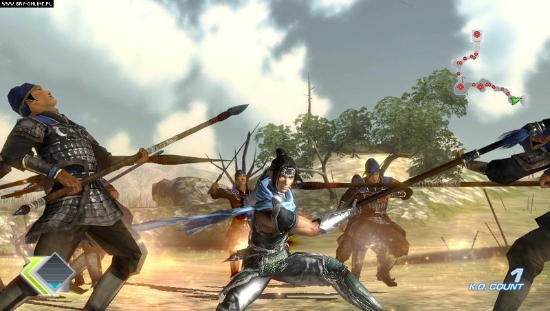 Dynasty Warriors Next PSV Gry Screen 81/84, Koei, Koei Tecmo