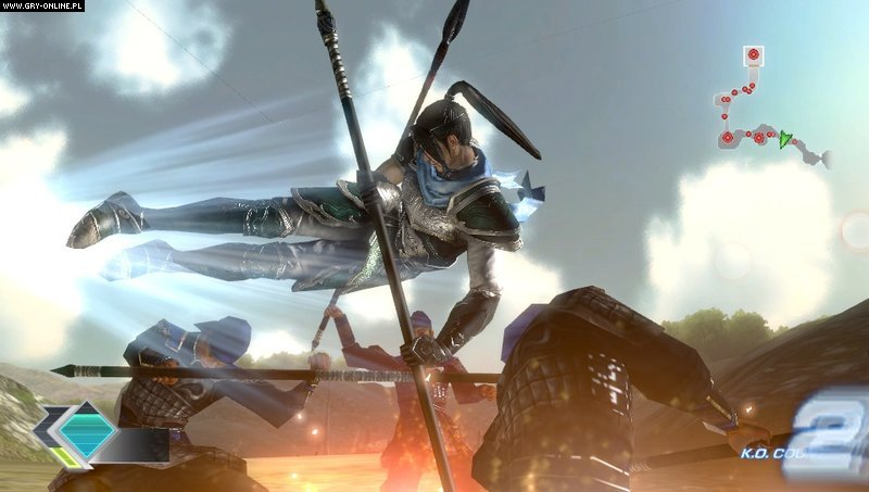 Dynasty Warriors Next PSV Gry Screen 78/84, Koei, Koei Tecmo