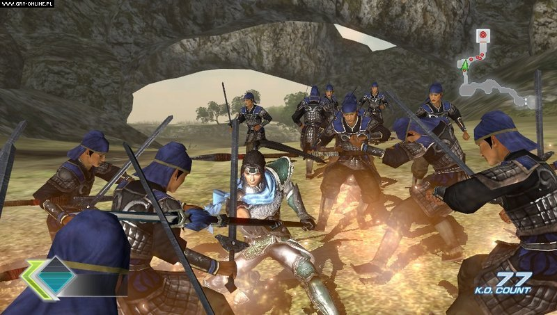 Dynasty Warriors Next PSV Gry Screen 73/84, Koei, Koei Tecmo