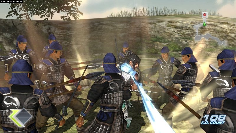 Dynasty Warriors Next PSV Gry Screen 71/84, Koei, Koei Tecmo