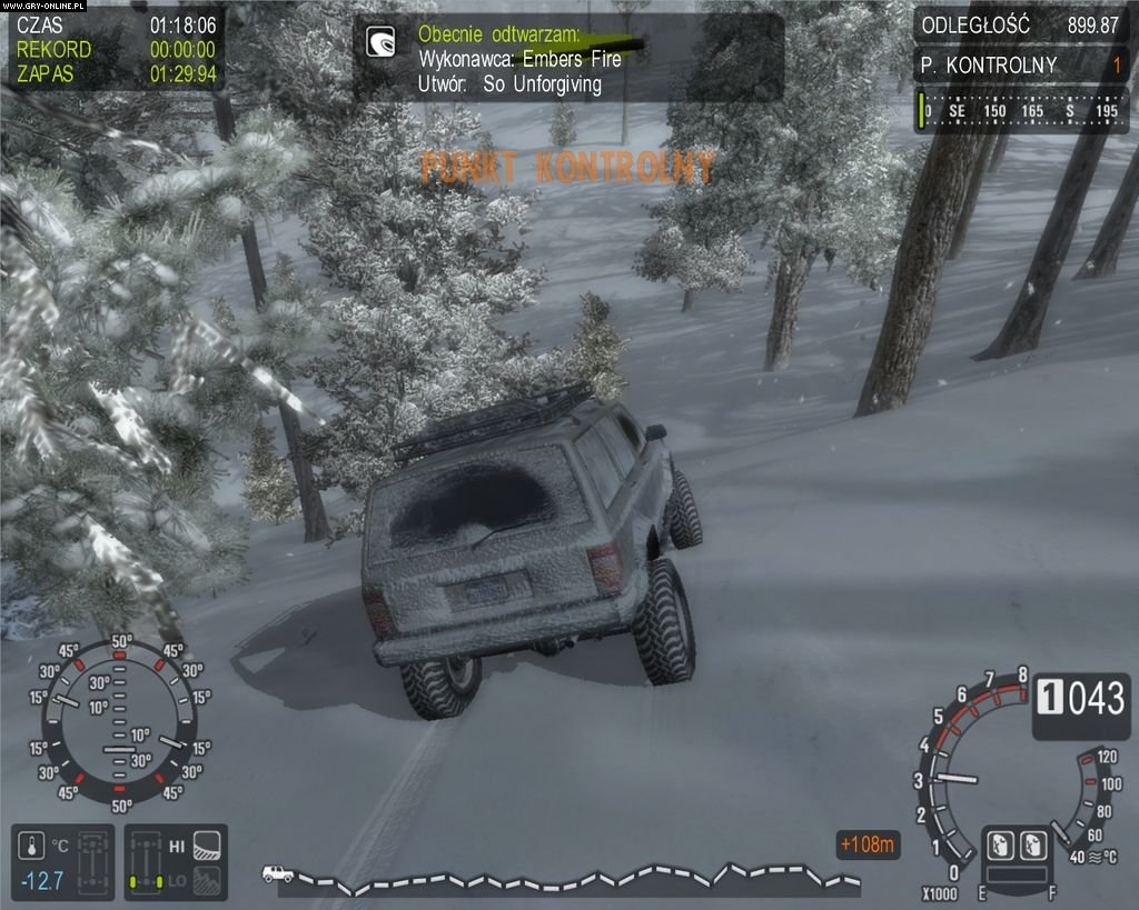 Motorm4x: Offroad Extreme PC Gry Screen 98/99, The Easy Company, CI Games / City Interactive