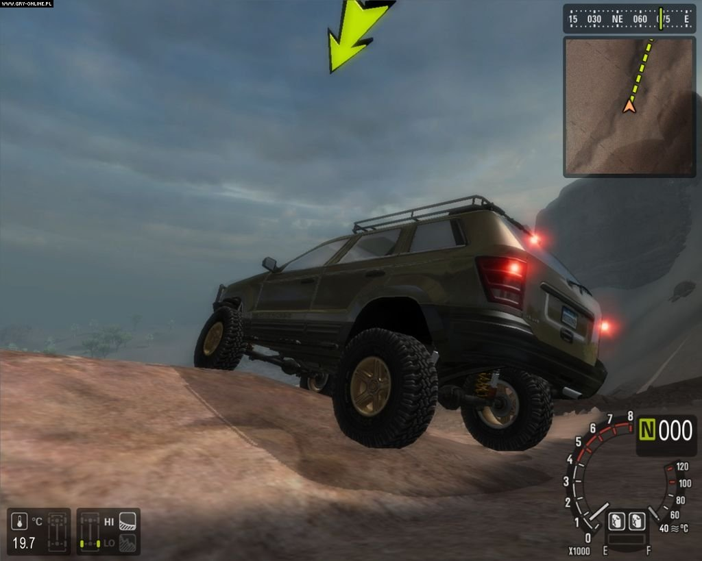 Motorm4x: Offroad Extreme PC Gry Screen 92/99, The Easy Company, CI Games / City Interactive