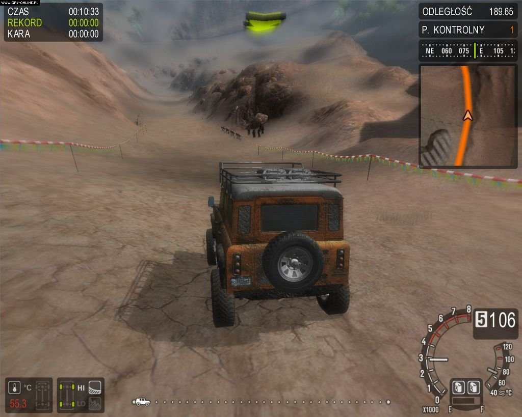 Motorm4x: Offroad Extreme PC Gry Screen 90/99, The Easy Company, CI Games / City Interactive