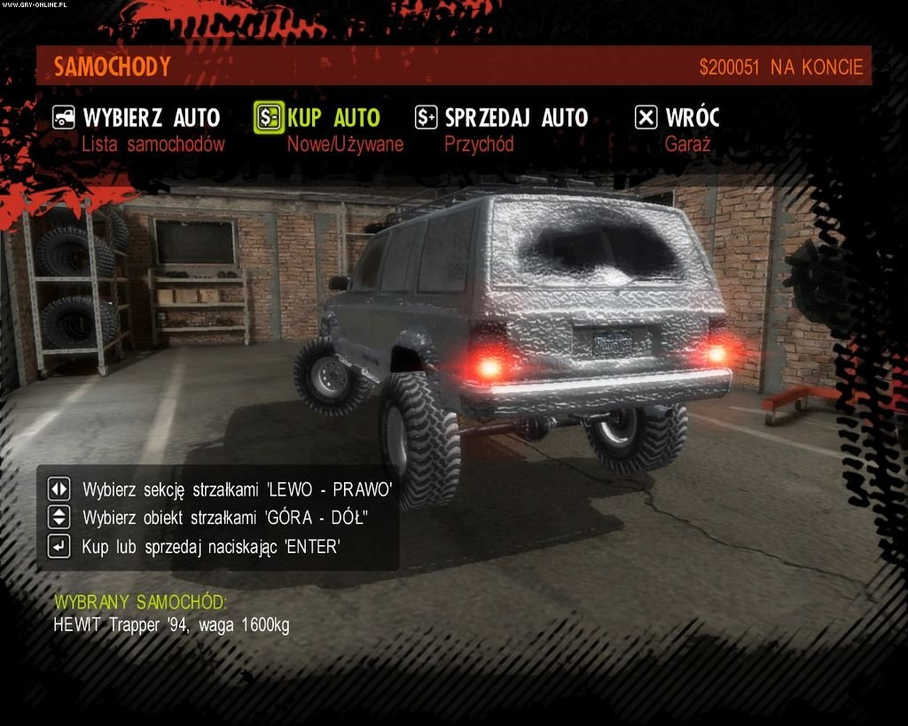Motorm4x: Offroad Extreme PC Gry Screen 62/99, The Easy Company, CI Games / City Interactive