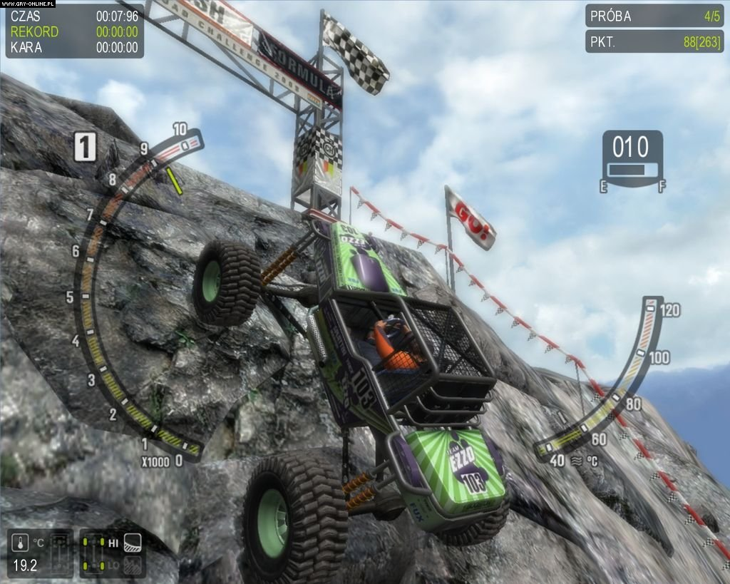 Game Online Offroad