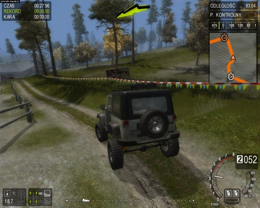 Motorm4x: Offroad Extreme PC Gry Screen 34/99, The Easy Company, CI Games / City Interactive