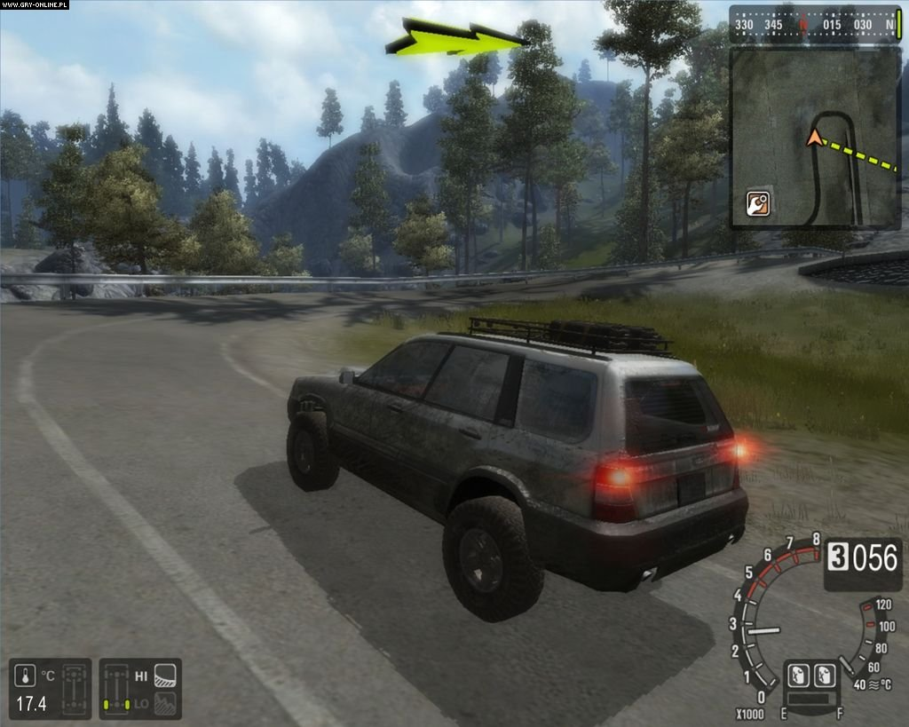 Motorm4x: Offroad Extreme PC Gry Screen 14/99, The Easy Company, CI Games / City Interactive