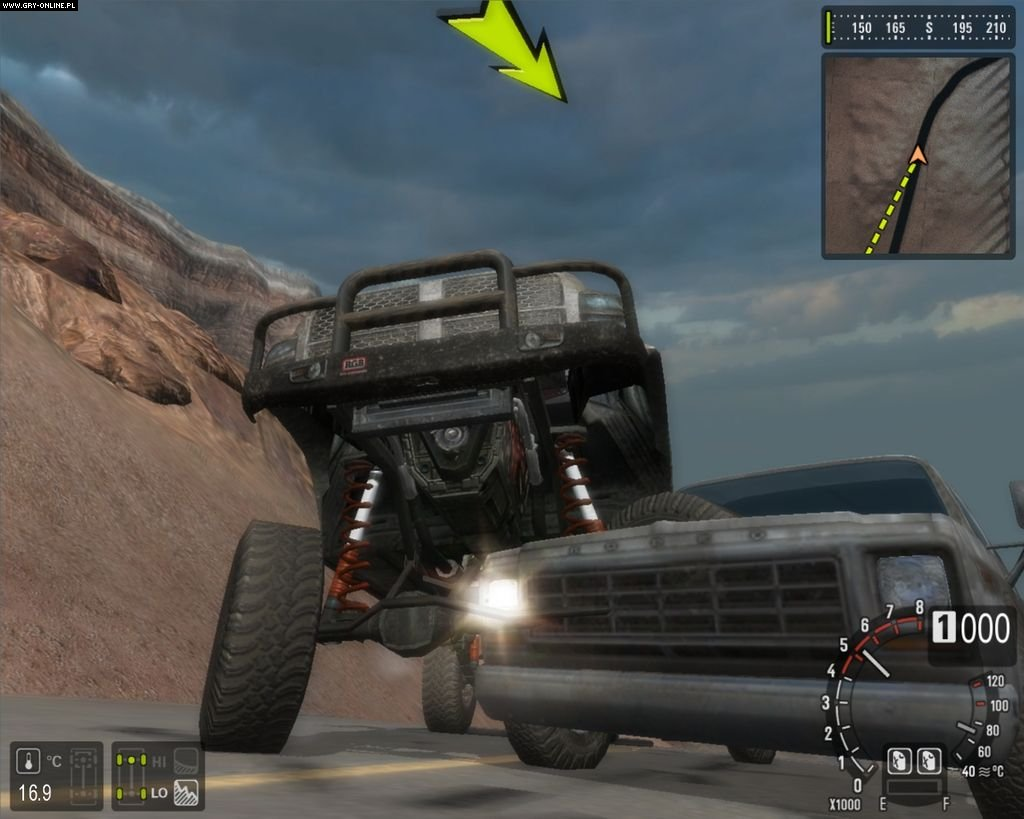 Motorm4x: Offroad Extreme PC Gry Screen 5/99, The Easy Company, CI Games / City Interactive