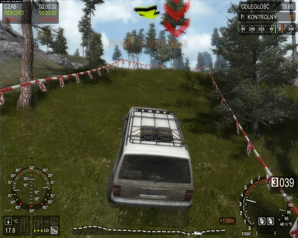 Motorm4x: Offroad Extreme PC Gry Screen 4/99, The Easy Company, CI Games / City Interactive