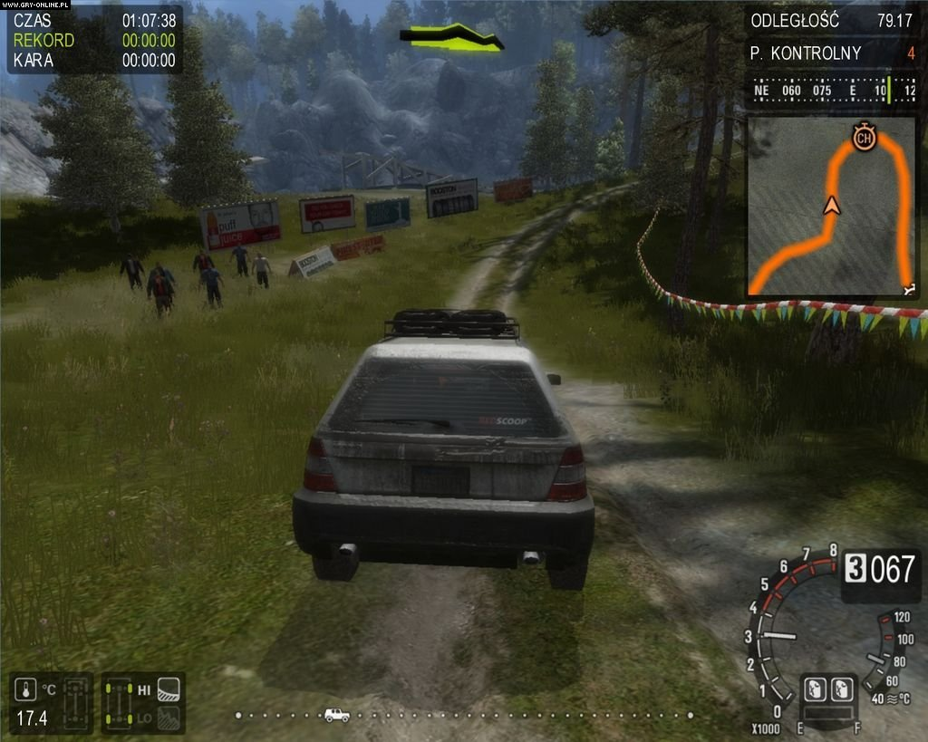 Motorm4x: Offroad Extreme PC Gry Screen 3/99, The Easy Company, CI Games / City Interactive