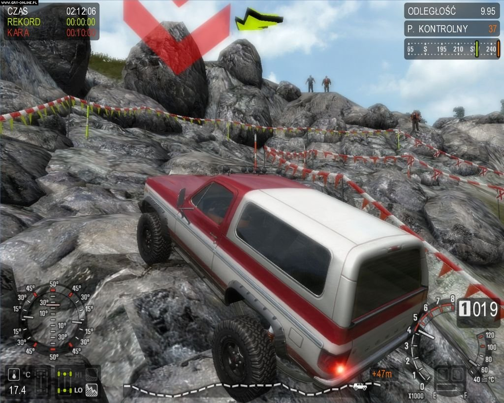 Motorm4x: Offroad Extreme PC Gry Screen 2/99, The Easy Company, CI Games / City Interactive