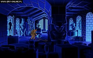 Indiana Jones and The Fate of Atlantis PC Gry Screen 4/20, LucasArts