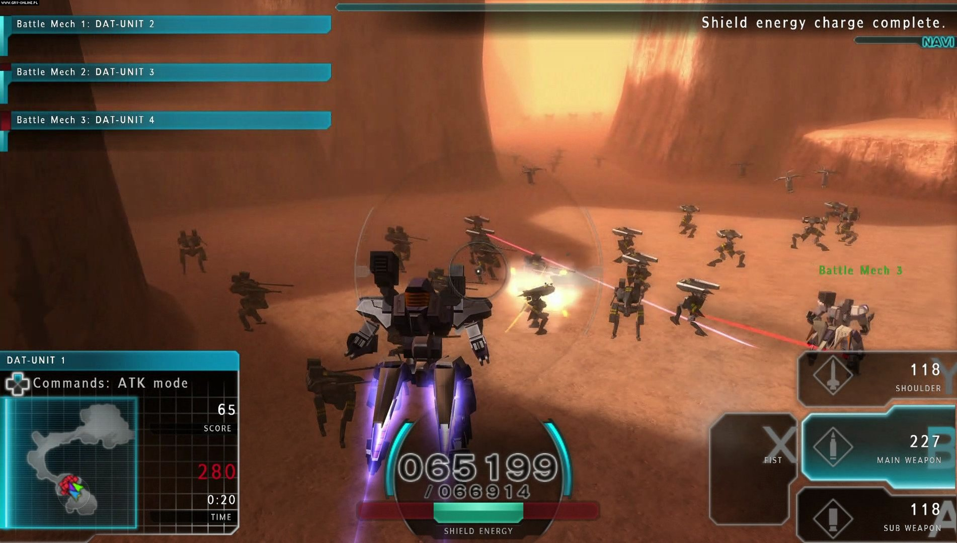 Assault Gunners HD Edition PC, PS4, Switch Gry Screen 9/9, Shade Inc., Marvelous Interactive