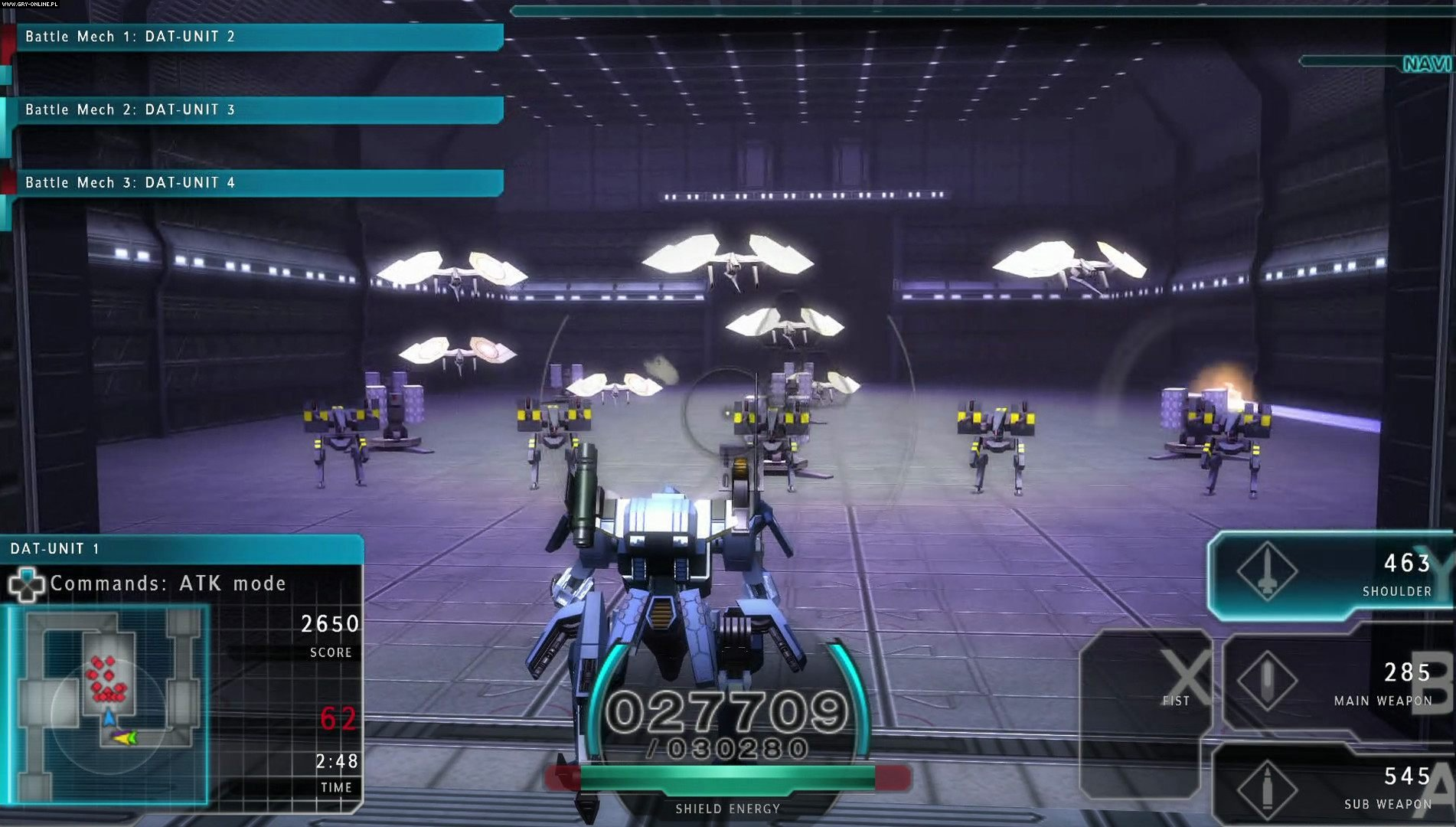 Assault Gunners HD Edition PC, PS4, Switch Gry Screen 6/9, Shade Inc., Marvelous Interactive