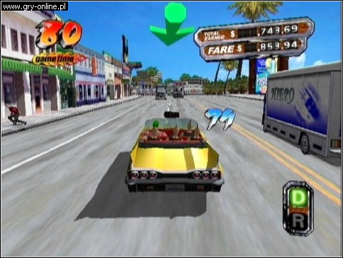 crazy taxi 3 download full game