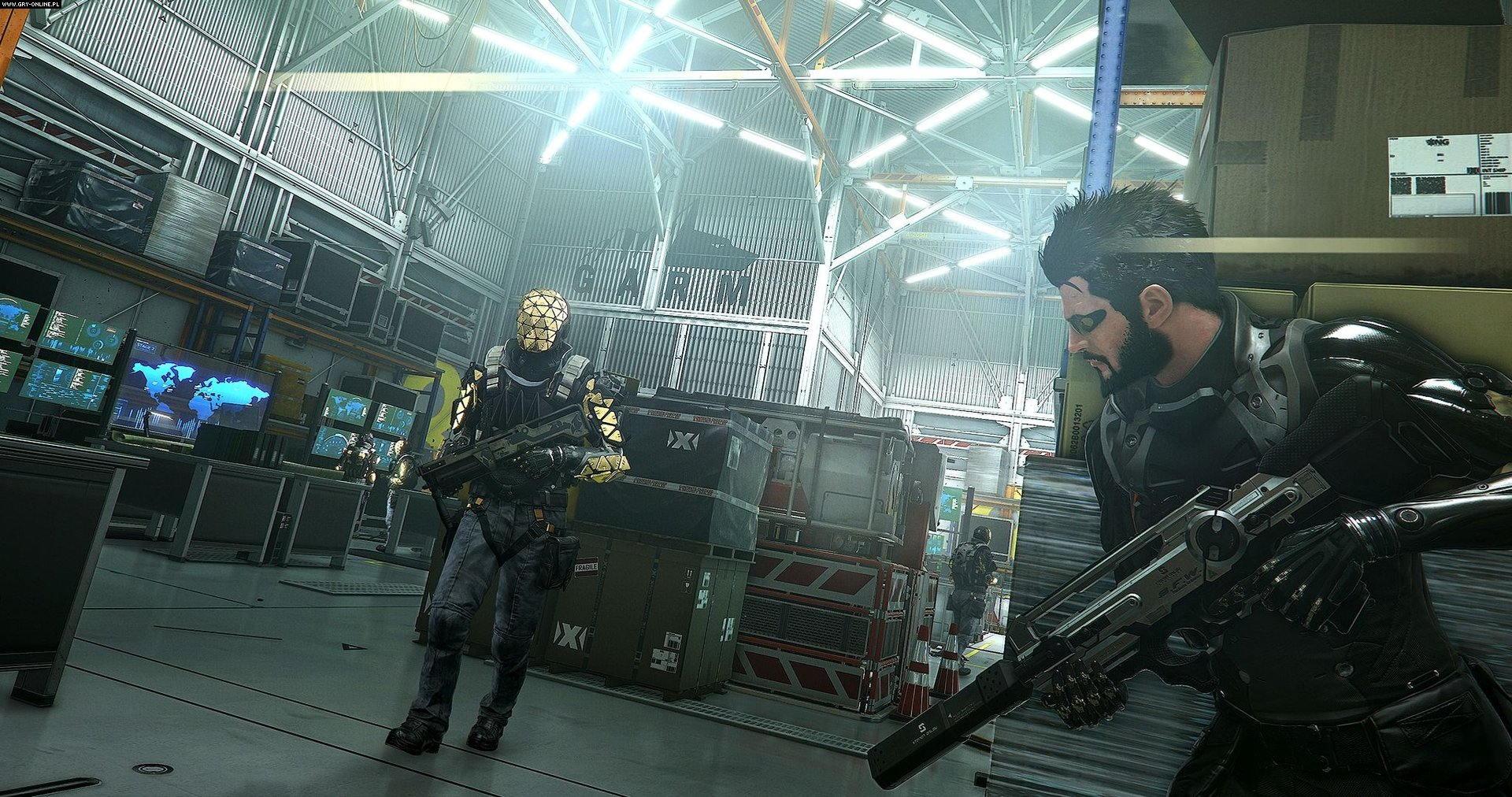 Deus Ex: Mankind Divided PC, PS4, XONE Games Image 9/28, Eidos Montreal, Square-Enix / Eidos