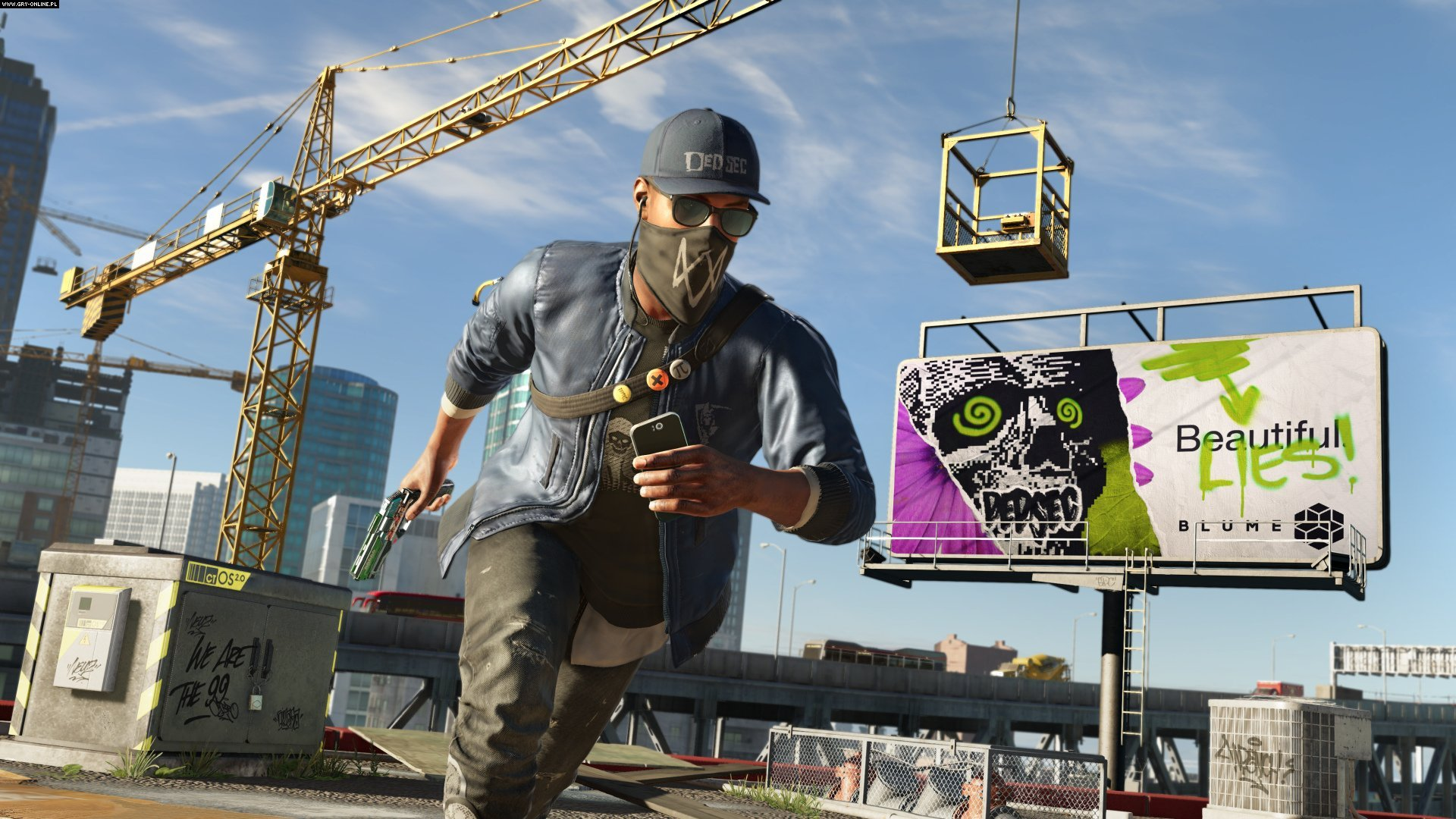 Watch Dogs 2 PC, PS4, XONE Games Image 7/10, Ubisoft Studios, Ubisoft
