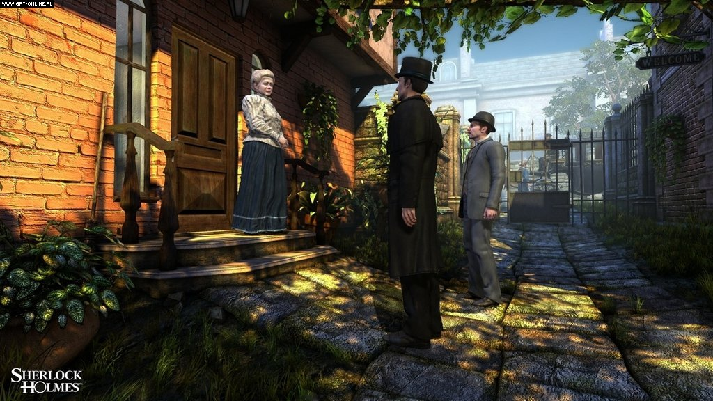 Testament Sherlocka Holmesa PC, X360, PS3 Gry Screen 34/62, Frogwares, Focus Home Interactive