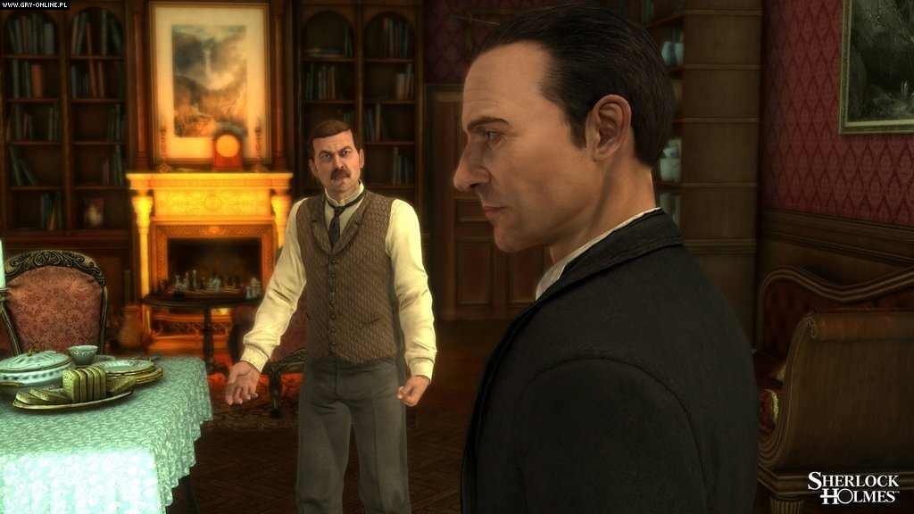Testament Sherlocka Holmesa PC, X360, PS3 Gry Screen 33/62, Frogwares, Focus Home Interactive