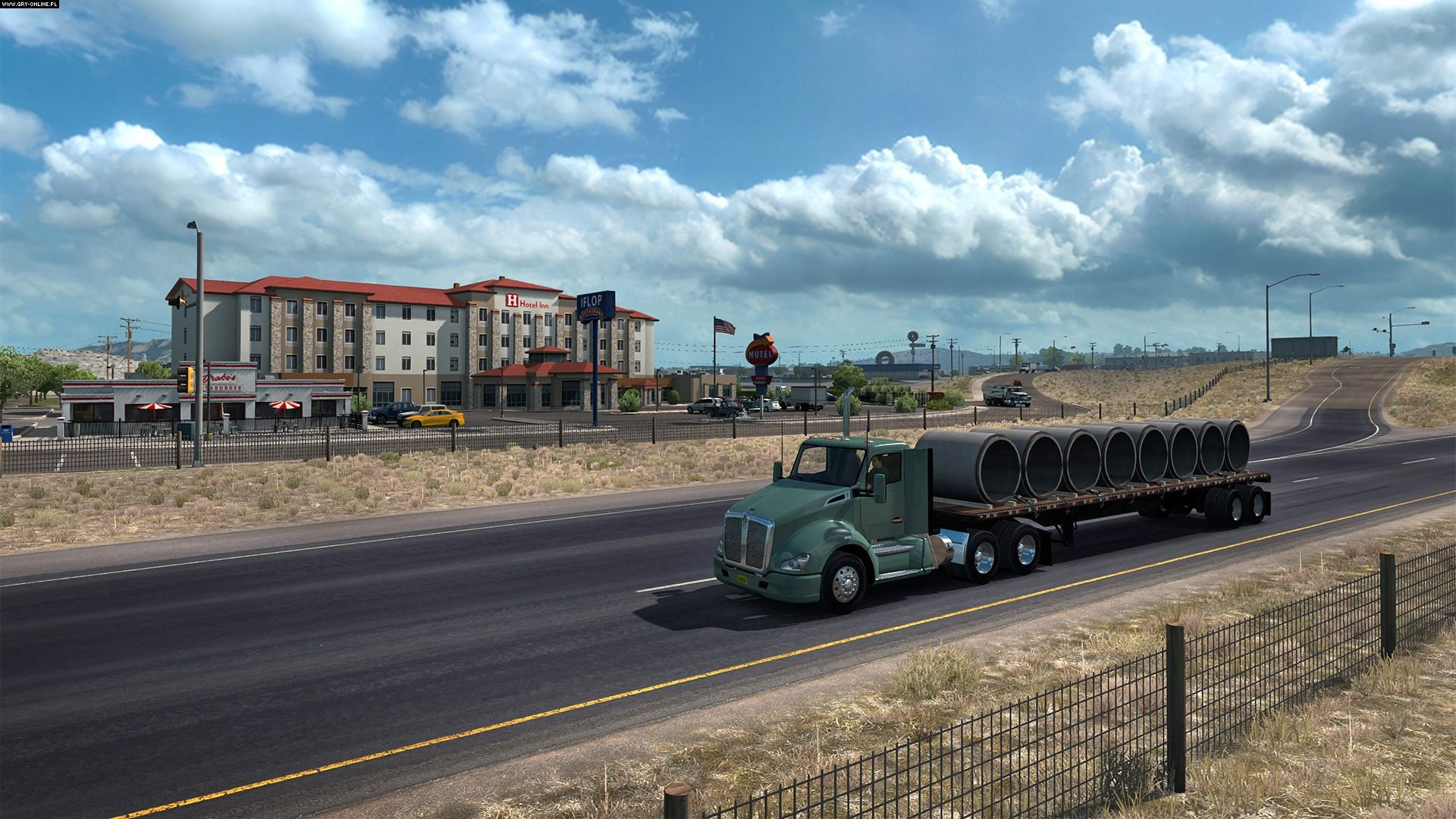 American Truck Simulator: New Mexico PC Gry Screen 5/13, SCS Software